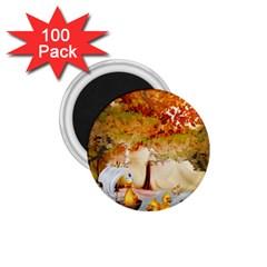 Art Kuecken Badespass Arrangemen 1 75  Magnets (100 Pack)