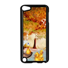 Art Kuecken Badespass Arrangemen Apple Ipod Touch 5 Case (black)