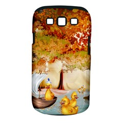 Art Kuecken Badespass Arrangemen Samsung Galaxy S Iii Classic Hardshell Case (pc+silicone)