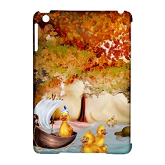 Art Kuecken Badespass Arrangemen Apple Ipad Mini Hardshell Case (compatible With Smart Cover)