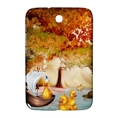 Art Kuecken Badespass Arrangemen Samsung Galaxy Note 8 0 N5100 Hardshell Case