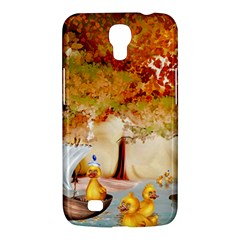 Art Kuecken Badespass Arrangemen Samsung Galaxy Mega 6 3  I9200 Hardshell Case