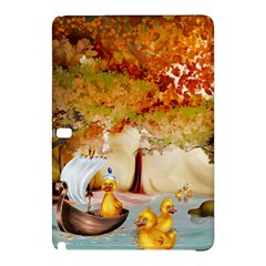 Art Kuecken Badespass Arrangemen Samsung Galaxy Tab Pro 10 1 Hardshell Case