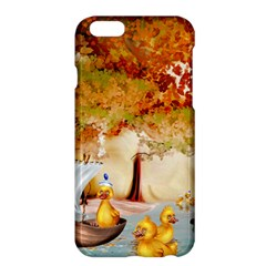 Art Kuecken Badespass Arrangemen Apple Iphone 6 Plus/6s Plus Hardshell Case