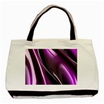 Fractal Mathematics Abstract Basic Tote Bag Front