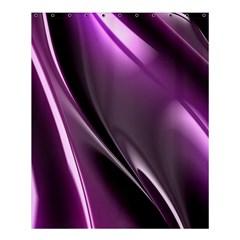 Fractal Mathematics Abstract Shower Curtain 60  X 72  (medium)