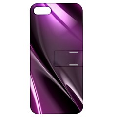 Fractal Mathematics Abstract Apple Iphone 5 Hardshell Case With Stand
