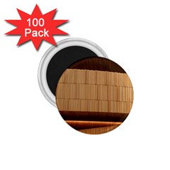 Architecture Art Boxes Brown 1.75  Magnets (100 pack)
