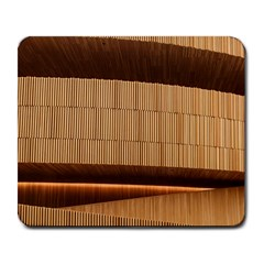 Architecture Art Boxes Brown Large Mousepads