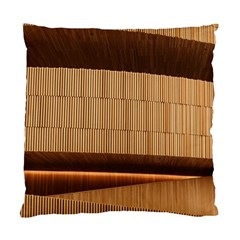 Architecture Art Boxes Brown Standard Cushion Case (two Sides)