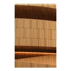 Architecture Art Boxes Brown Shower Curtain 48  X 72  (small)