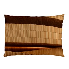 Architecture Art Boxes Brown Pillow Case (two Sides)