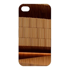 Architecture Art Boxes Brown Apple Iphone 4/4s Hardshell Case