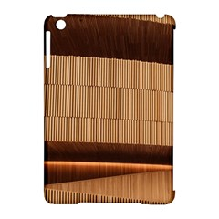Architecture Art Boxes Brown Apple Ipad Mini Hardshell Case (compatible With Smart Cover)