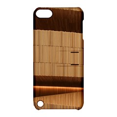 Architecture Art Boxes Brown Apple Ipod Touch 5 Hardshell Case With Stand