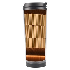 Architecture Art Boxes Brown Travel Tumbler