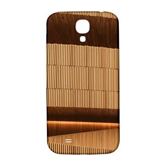 Architecture Art Boxes Brown Samsung Galaxy S4 I9500/i9505  Hardshell Back Case