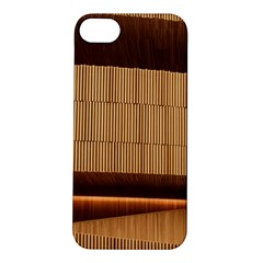 Architecture Art Boxes Brown Apple Iphone 5s/ Se Hardshell Case