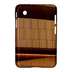 Architecture Art Boxes Brown Samsung Galaxy Tab 2 (7 ) P3100 Hardshell Case