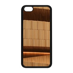 Architecture Art Boxes Brown Apple Iphone 5c Seamless Case (black)