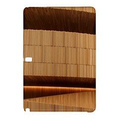 Architecture Art Boxes Brown Samsung Galaxy Tab Pro 10 1 Hardshell Case