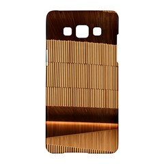 Architecture Art Boxes Brown Samsung Galaxy A5 Hardshell Case