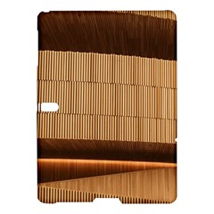 Architecture Art Boxes Brown Samsung Galaxy Tab S (10 5 ) Hardshell Case