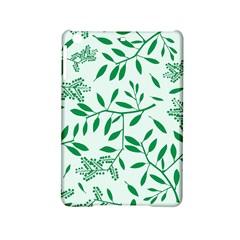 Leaves Foliage Green Wallpaper Ipad Mini 2 Hardshell Cases