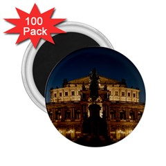 Dresden Semper Opera House 2 25  Magnets (100 Pack)