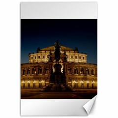 Dresden Semper Opera House Canvas 20  X 30