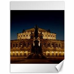 Dresden Semper Opera House Canvas 36  X 48