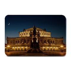 Dresden Semper Opera House Plate Mats