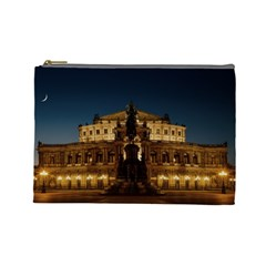 Dresden Semper Opera House Cosmetic Bag (large)