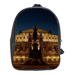 Dresden Semper Opera House School Bags(large)