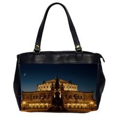 Dresden Semper Opera House Office Handbags (2 Sides)
