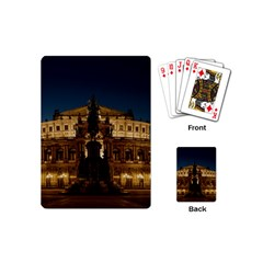 Dresden Semper Opera House Playing Cards (mini)