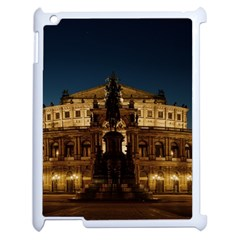 Dresden Semper Opera House Apple Ipad 2 Case (white)