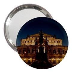 Dresden Semper Opera House 3  Handbag Mirrors