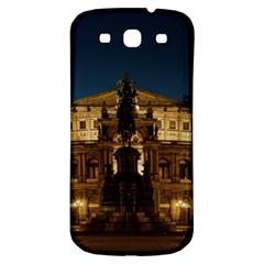 Dresden Semper Opera House Samsung Galaxy S3 S Iii Classic Hardshell Back Case