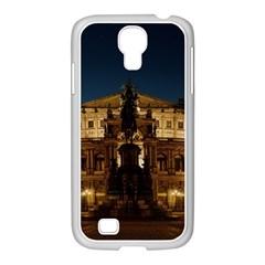 Dresden Semper Opera House Samsung Galaxy S4 I9500/ I9505 Case (white)