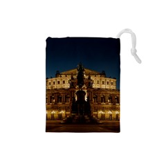 Dresden Semper Opera House Drawstring Pouches (Small)