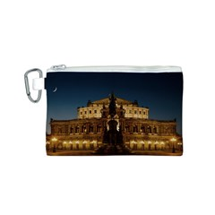 Dresden Semper Opera House Canvas Cosmetic Bag (s)