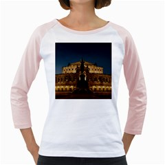 Dresden Semper Opera House Girly Raglans