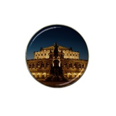 Dresden Semper Opera House Hat Clip Ball Marker (4 Pack)