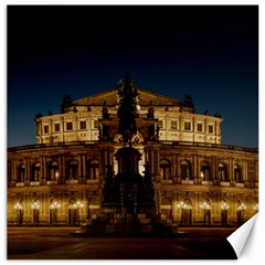 Dresden Semper Opera House Canvas 12  X 12