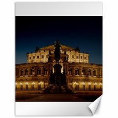 Dresden Semper Opera House Canvas 18  X 24