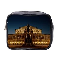 Dresden Semper Opera House Mini Toiletries Bag 2 Side