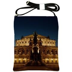 Dresden Semper Opera House Shoulder Sling Bags