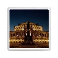 Dresden Semper Opera House Memory Card Reader (square)