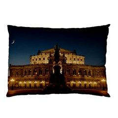 Dresden Semper Opera House Pillow Case (two Sides)
